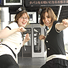 mochi: two girls named Kelly fight crime in matching dresses! (fight crime)