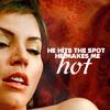 samsom: (hot spot)