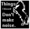 ballet2nite: Things don't make noise (Thief Icon#1)