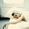 quillori: photo of a woman asleep in the sun (mood: lazy, theme: sleeping)
