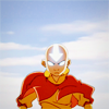 aangairnomad: aang going into the avatar state (you won't like me when i'm glowy)