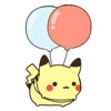 pikachu: (balloon~)