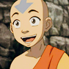 aangairnomad: Aang making a :D face (happy)
