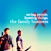 goingmyway: (the family business)