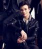 wowbright: (Kurt leather)