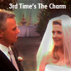 thothmes: Jack & Sam at the altar from 200 (Third Time's The Charm)