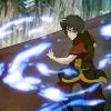 ambrosiatea: (zuko bends with lightning)