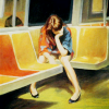aresvallis: Girl on a bus (Bus Girl)