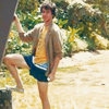 coquettish: (& short shorts)
