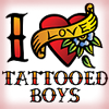 queenbee: (misc ; [love tattooed boys])
