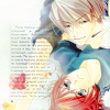 quietly: Usagi & Misaki of Junjou Romantica (a novel love)