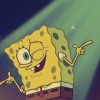 lizcommotion: Spongebob Squarepants pointing one finger in a congratulatory manner (spongebob thumbs up)
