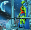 aota: (Martian Manhunter)
