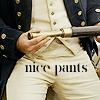 sid: (m&c Jack Aubrey nice pants)