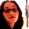 theleaveswant: Darcy (Kat Dennings) from Thor looks appraising and amused (Darcy check you out)