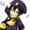 acrowbotic: (thief ♣ I've got your locket again~)