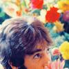 chong: (john lennon smelling flowers)