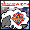 tardis_gal: dreamsheep with classic Doctor Who logo (Doctor Who dreamsheep)