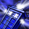 bazolomew: (DW Cartoon TARDIS pretty)