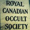 laceymcbain: (Royal Canadian Occult Society)