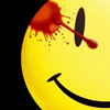 beatrice_otter: The smiley button from Watchmen (Watchmen smiley)