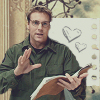 princessofgeeks: daniel from sg1 lectures from a big book with big gestures (pontificate by magnavox)