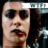 eleanorjane: Frank n' Furter looking bemused. (wtf)