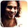 eleanorjane: Isaac Mendez looking happy. (joy)