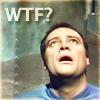 eleanorjane: Rodney McKay looking up (mckay, sga wtf)