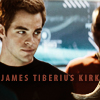 eleanorjane: James Tiberius Kirk (kirk)