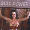 "sidravitale: Wonder Woman ""girl power"" LJ icon by tetrap (Wonder Woman girl power)"