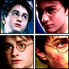 sidravitale: Harry Potter LJ icon by fire_bad (Harry Potter faces)