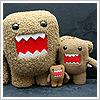 tehkittykat: a few of domo-kun (/b/; domo-kun)