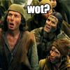shirozora: (Monty Python peasants - wot?)