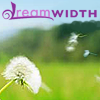 "archangelbeth: A dandilion puff, seeds being blown off in the wind. Above, the title: ""Dreamwidth."" (Dreamwidth Dandilion)"