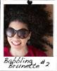 oconel: babbling brunnette #2 (b_b #2)