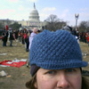 ext_3217: Me at the inauguration! (inauguration)