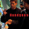 skieswideopen: John Sheppard & Cameron Mitchell making guns with their hands (SG: John/Cam handguns)