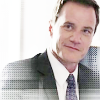 sholio: Peter from White Collar, in a suit, smiling (WhiteCollar-Peter smiling)