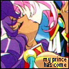 jmtorres: Utena and Anthy kissing, Revolutionary Girl Utena. My prince has come. (lesbian)