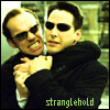 jmtorres: Neo and Agent Smith from Matrix. Stranglehold (neo, matrix, smith)