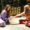 yvi: Kaylee and River playing (Firefly - Kaylee & River)