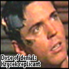 jmtorres: Nic Lea played a robot on Outer Limits. Dose of denial: Krycek replicant. (XF)