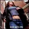 jmtorres: Sarah from Witchblade. Look up to me. (sara, witchblade, respect)