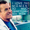 malapropian: from Scrubs (dr. cox)