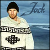 jack_inthegreen: Jack in a big sweater by the ocean (big sweater)
