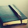 ext_19615: Moleskine notebook. (lornesquee)