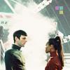 chasingkerouac: (spock & uhura)