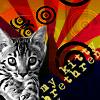"jmtorres: Adorable kitty, text ""my kitty brethren,"" stolen from niqaeli (niqaeli: my kitty brethren)"