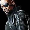 ymfaery: Director Fury posing (Avengers: Nick Fury)